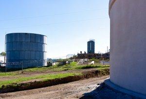 Характеристика источников и систем водоснабжения
