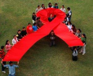 Акция «Знание о ВИЧ – это может касаться каждого»